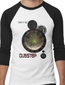 Dubstep Men's Baseball ¾ T-Shirt