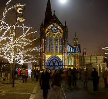 Glasgow Winterfest by Ian Johnston