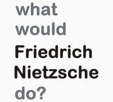 Nietzsche? by silentstead