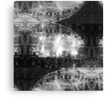 P1430721 _Luminance _Rasterbator _XnView _GIMP Canvas Print