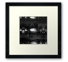 P1430749 _Luminance _Rasterbator _XnView _GIMP Framed Print