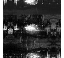 P1430749 _Luminance _Rasterbator _XnView _GIMP Photographic Print