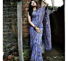 saree shoot 6 by ranjay