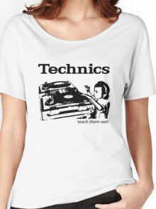 technics 2 Women's Relaxed Fit T-Shirt