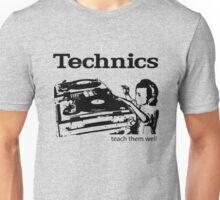 technics 2 Unisex T-Shirt