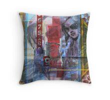 Venus Madonna 2 Throw Pillow