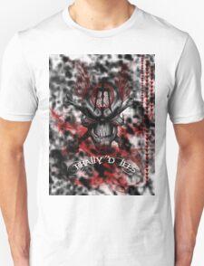 Phatty D Skull Wing T-Shirt