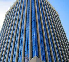Long Tall Bank Windows by DAdeSimone