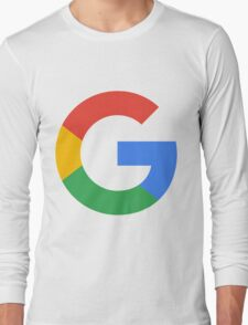 Google logo G Long Sleeve T-Shirt
