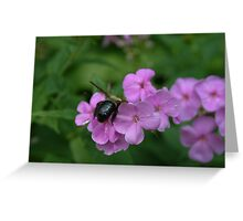 """Bumble Bee 4 """"I think I can"""" Greeting Card"""
