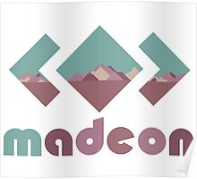 Madeon color Poster