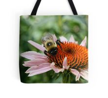 """Bumble Bee 5 """"here's lookin at you"""" Tote Bag"""