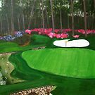 Augusta National Golf Club by BenPotter