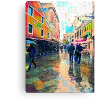 Bella Venezia VI Canvas Print