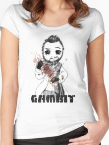 Gambit Women's Fitted Scoop T-Shirt