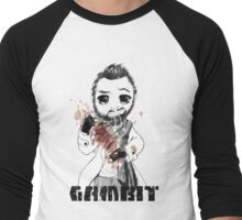Gambit Men's Baseball ¾ T-Shirt