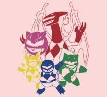 Poke'rangers Kids Clothes
