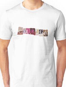 Klaine Courage Unisex T-Shirt