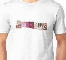 Klaine Courage Unisex T-Shirt