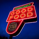 Schmucker's Diner In Toledo Ohio by ArtThatSmiles