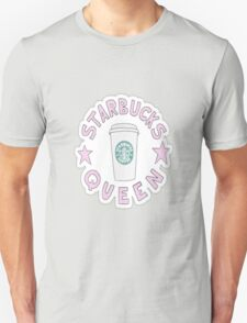Starbucks Queen T-Shirt