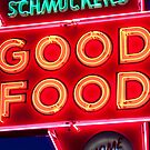 """Good Food"" Diner by John Hartung"