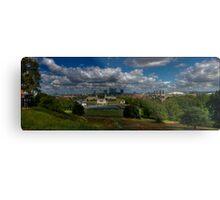Greenwich Panoramic Metal Print