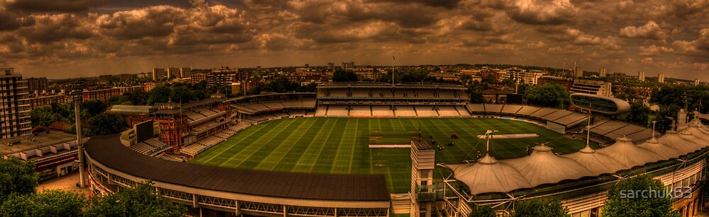 Lord's Cricket Ground 2 by sarchuk63