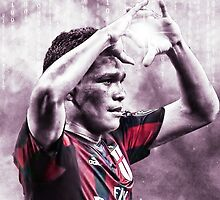 Carlos Bacca by Stepoverdesigns