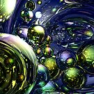 Bubbles 3 by Peter Kennelly