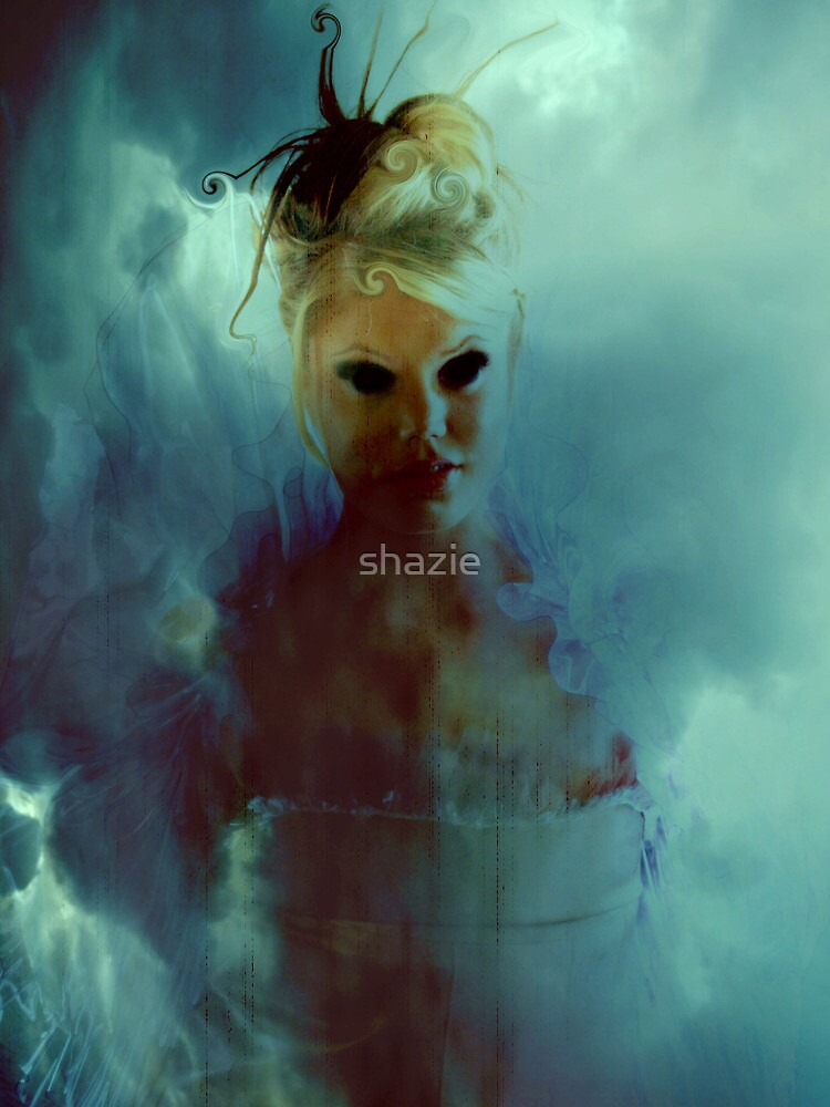 Mermaid by shazie