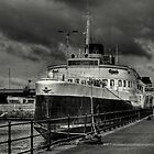 The Old Ferry by EvilTwin