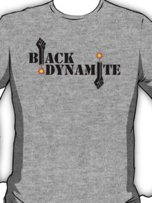Black Dynamite (Re-exploded) T-Shirt