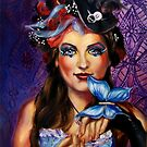 Madame Butterfly by emkotoul