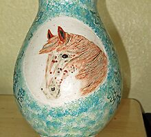 vase finished by LorrieBee