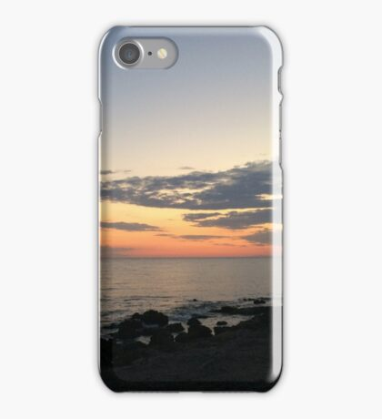 Sea Sunset iPhone Case/Skin