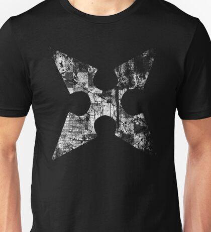 Kingdom Hearts Roxas' Cross grunge Unisex T-Shirt