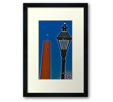 Shot Tower - Baltimore, Maryland Framed Print