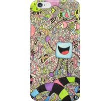 Let's Have a Doodle Party! iPhone Case/Skin