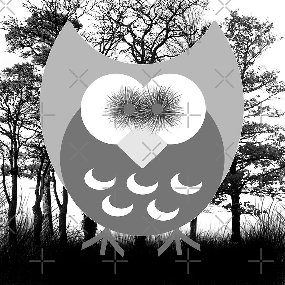 Owl by GreenleePhoto