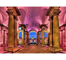 Rhapsody In Pink Photographic Print