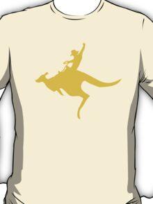 Real Cowboys Roodeo! T-Shirt