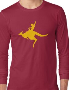 Real Cowboys Roodeo! Long Sleeve T-Shirt