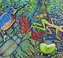 Rainforest Revelry by Sally Ford