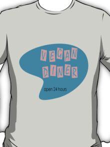 Vegan Diner T-Shirt