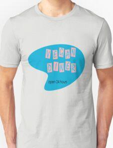 Vegan Diner Unisex T-Shirt