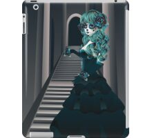 Day of the Dead Girl in Crypt iPad Case/Skin