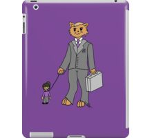 Business Cat iPad Case/Skin