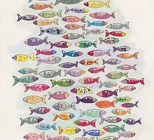 Go Fish by lnzart