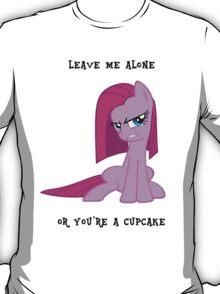 Cupcake Black T-Shirt